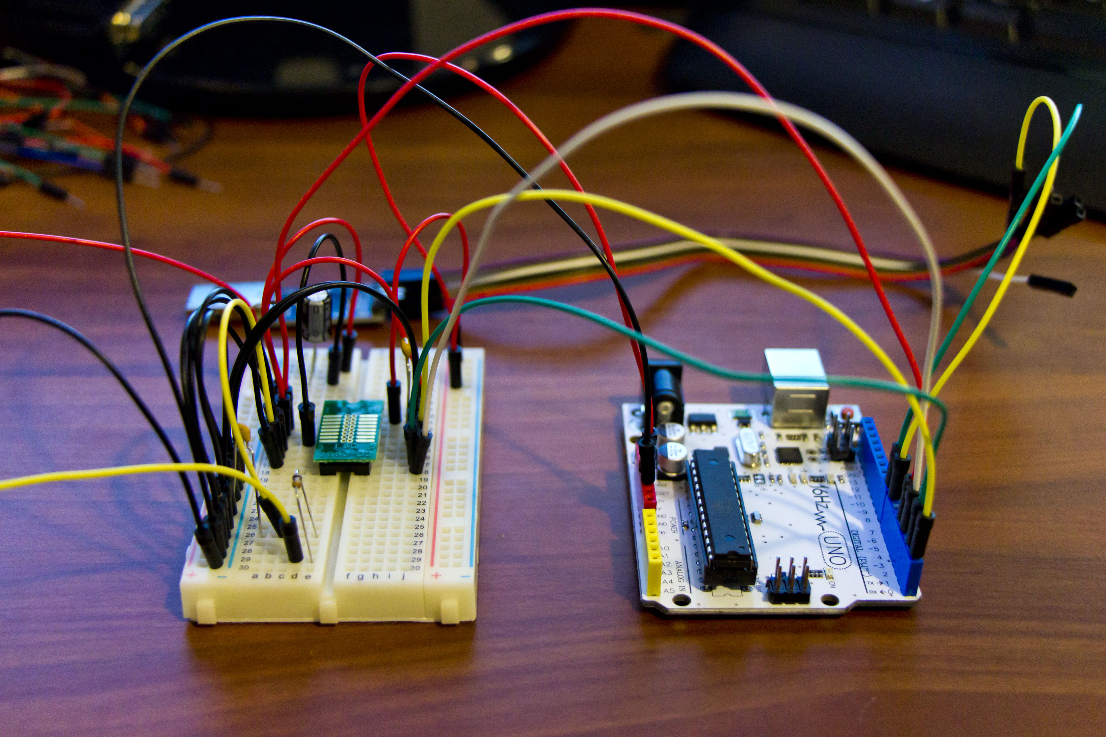 arduino kbus interface