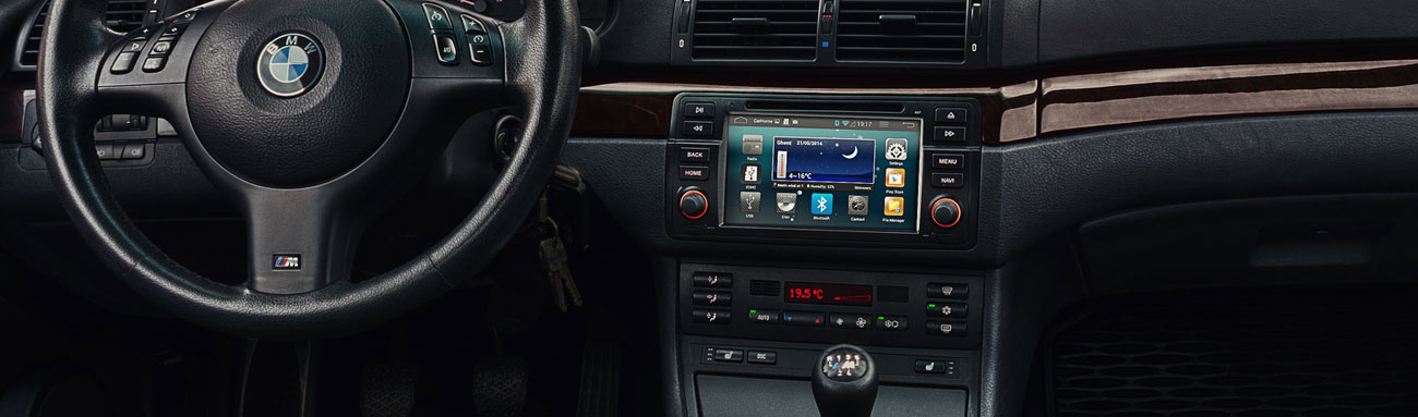 BMW Android navi